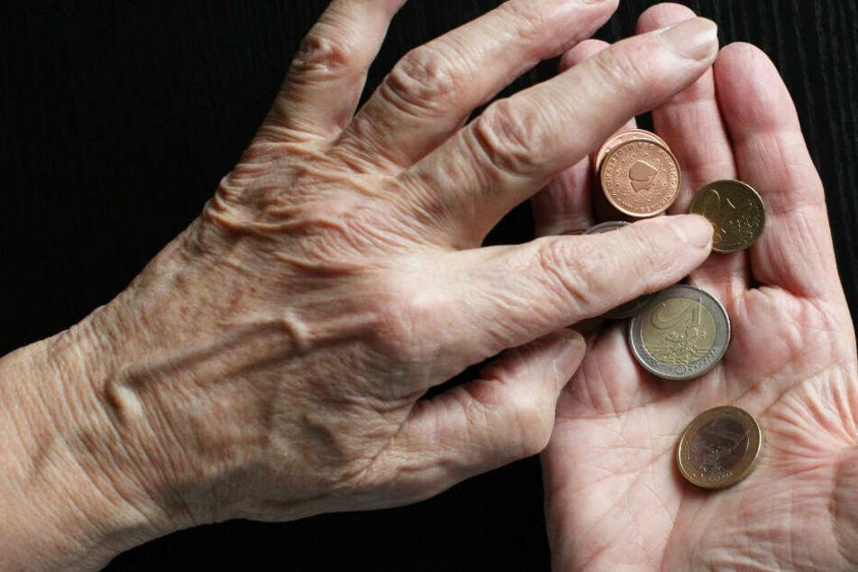 Viele Renten in Deutschland sind nicht besonders hoch. (Symbolbild)