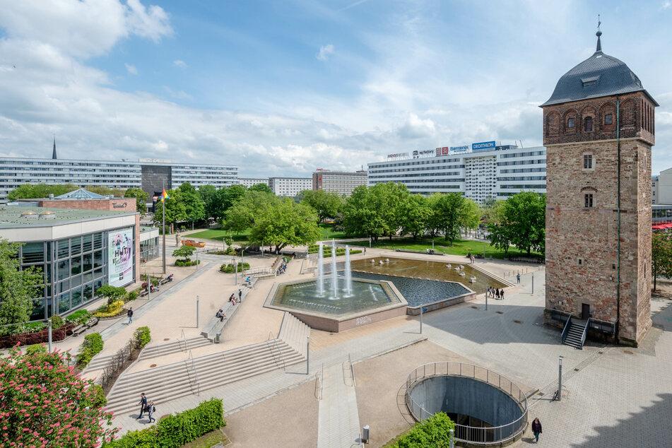 Die Stadt Chemnitz bekommt über 65 Millionen Euro zur Umsetzung der Kulturhauptstadt 2025.