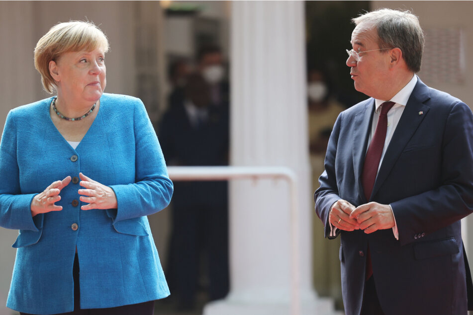 """Armin Laschet: NRW wird """"so viele Menschen wie möglich"""" aus Afghanistan aufnehmen"""