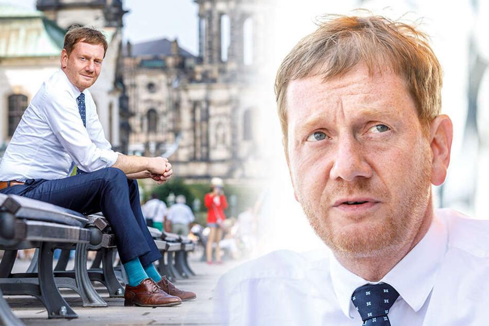 """""""Es geht darum, mit Kraft das Richtige zu tun"""": MP Kretschmer im TAG24-Interview"""