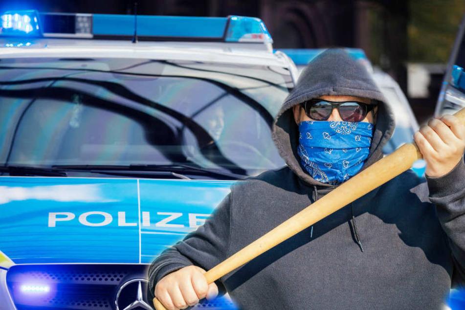Polizisten wollen Streit schlichten und werden selbst verprügelt