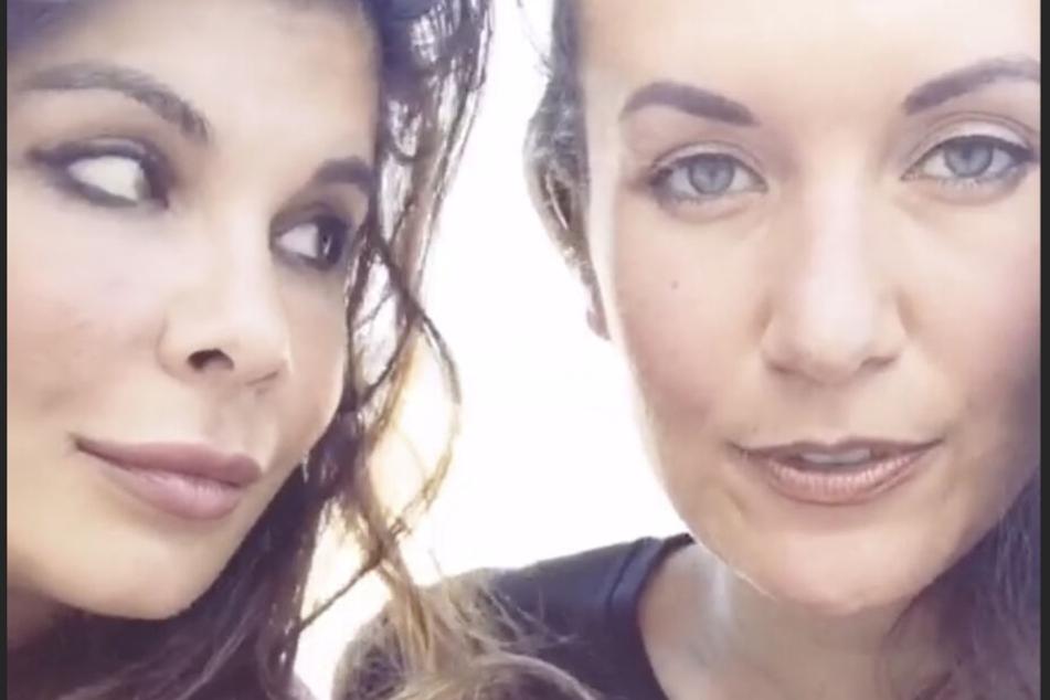 Indira und Mia hoffen nun, dass der Privatsender mehr von den beiden Mädels zeigt.