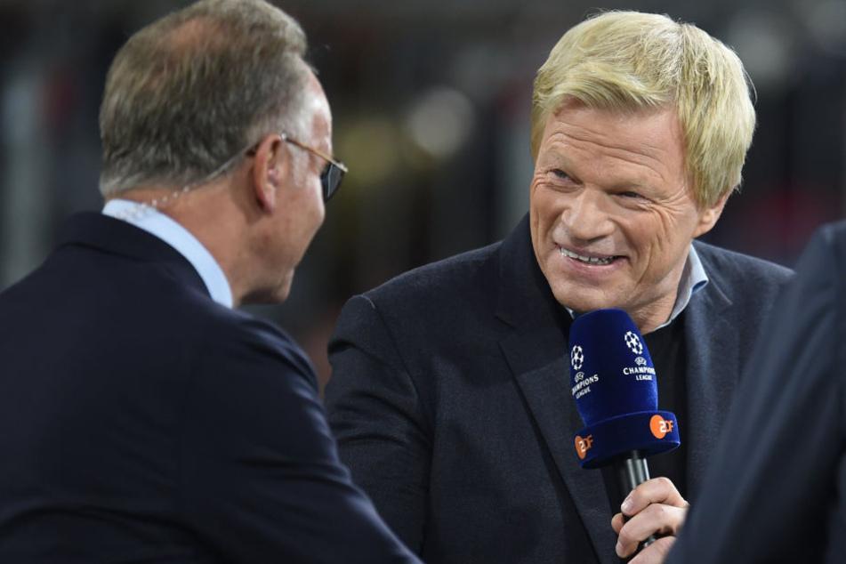 Eine Rückkehr von Kahn in eine verantwortliche Position beim FC Bayern wird heiß diskutiert.