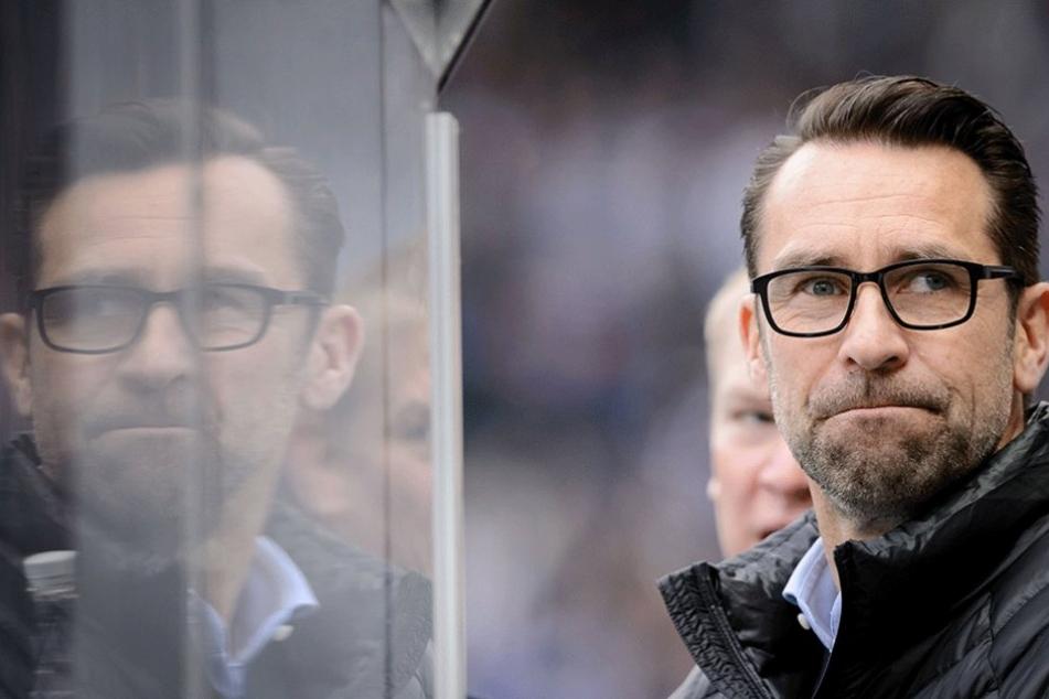Hertha-Boss Michael Preetz.