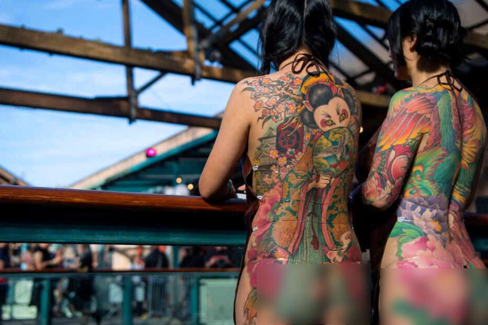 Shoppen, HVOB, Bilderbuch-Konzert und ein extrem geiler Tipp für Tattoo-Fans: Das wird Euer heißer Sonntag!