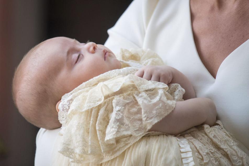 Am 9. Juli 2018 war Prinz Louis in die Kapelle des St.-James's-Palastes getauft worden.