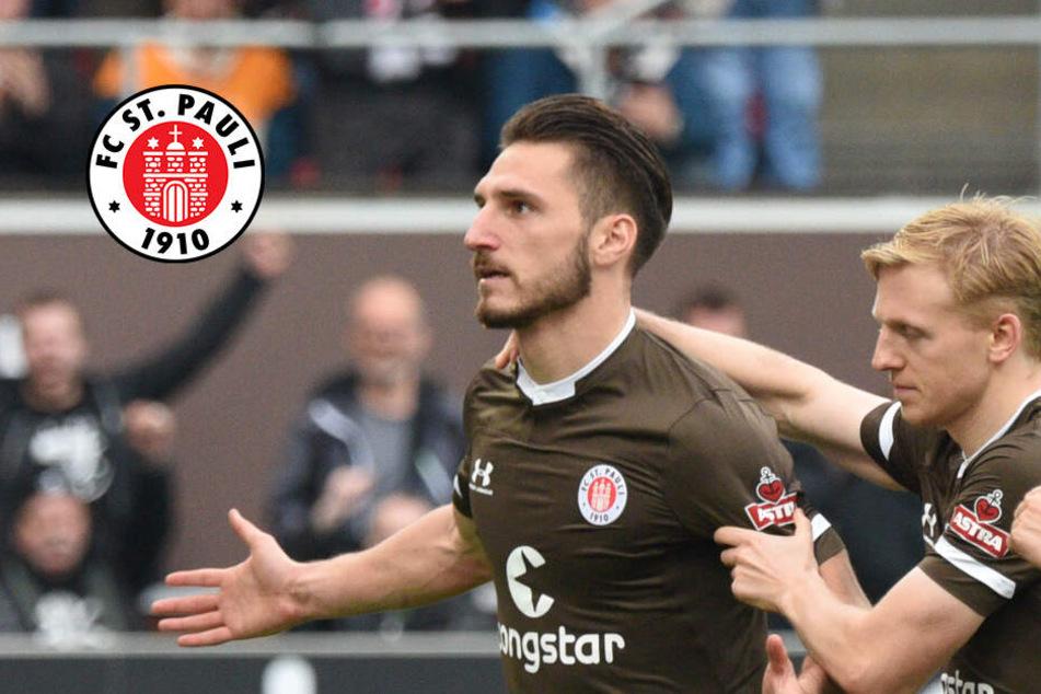 Gelingt St. Pauli nach sechs Spielen endlich wieder ein Sieg?