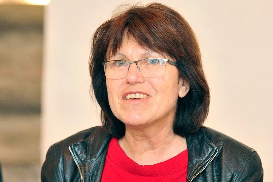 OB Pia Findeiß (62, SPD) freut sich auf die bunte Festwoche.