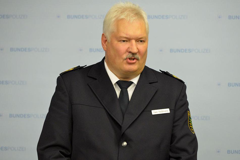 Noch-Polizeichef Uwe Reißmann geht im Sommer in den Ruhestand.