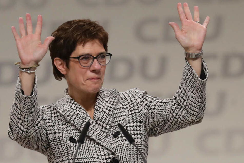 Annegret Kramp-Karrenbauer muss sich vor dem Narrengericht Ende Februar verantworten.