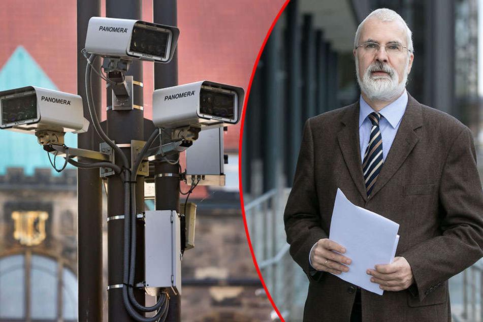 Umstrittene Videoüberwachung in Chemnitz: Datenschützer stellt Ultimatum!