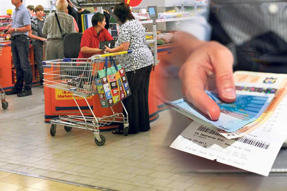 Verbände entsetzt! Arbeitslose sollen Stütze an der Supermarkt-Kasse bekommen