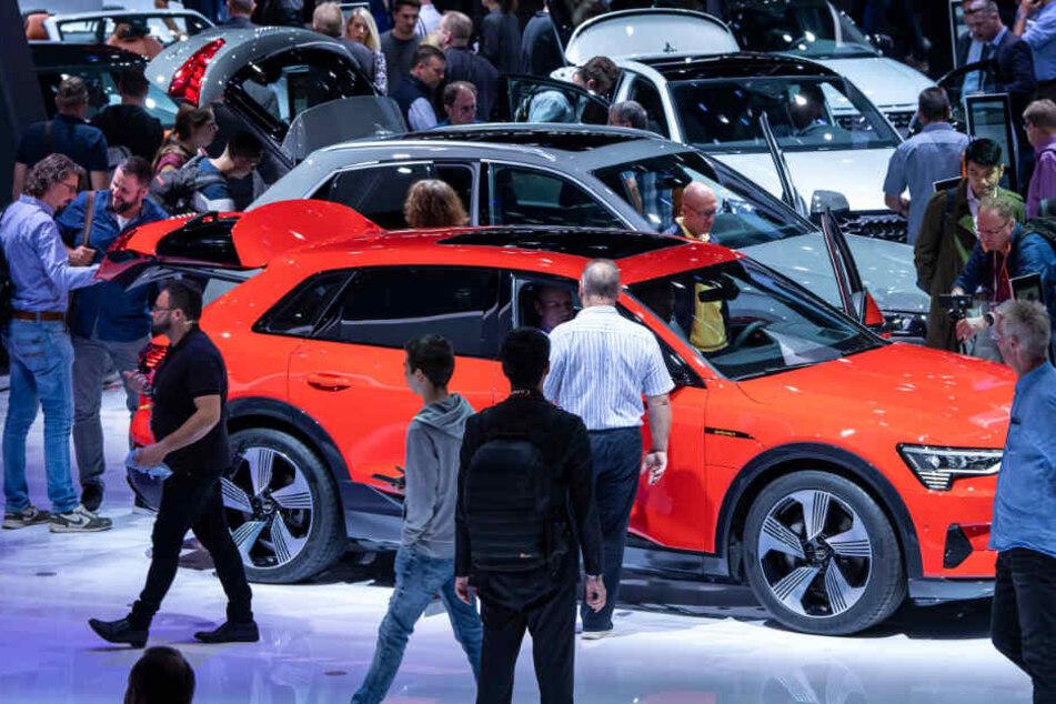 IAA in Frankfurt auf absteigendem Ast: So schlecht steht es um die Auto-Messe