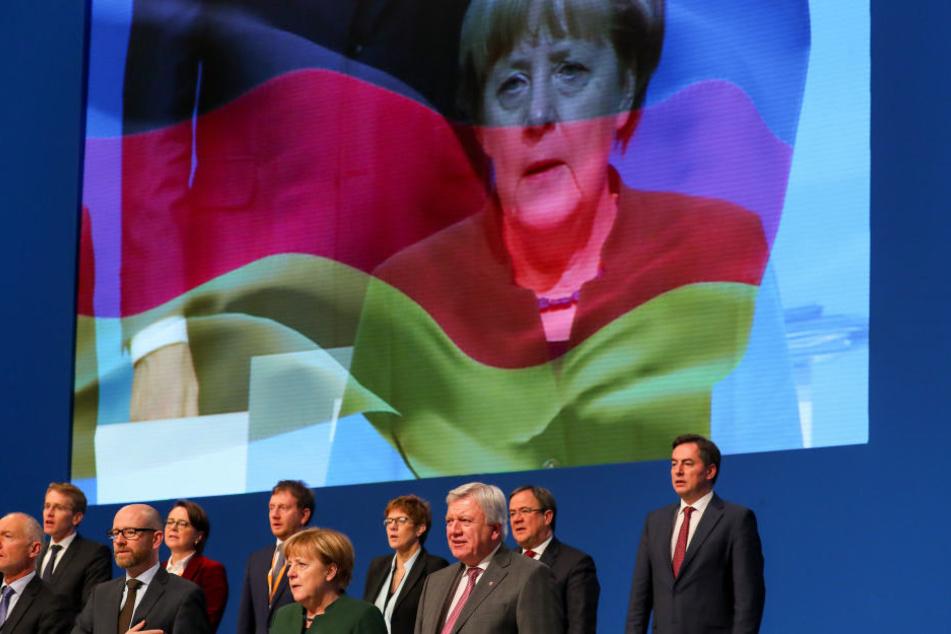 CDU will doppelte Staatsbürgerschaft abschaffen, aber Merkel ist dagegen