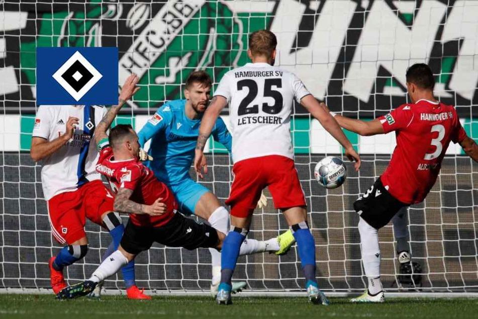 Siegesserie gestoppt: HSV rettet Last-Minute-Punkt im Nordderby!