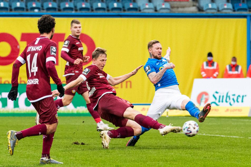 Marco Hartmann (32) krönte seine gute Leistung bereits nach 27 Minuten mit einem Treffer.