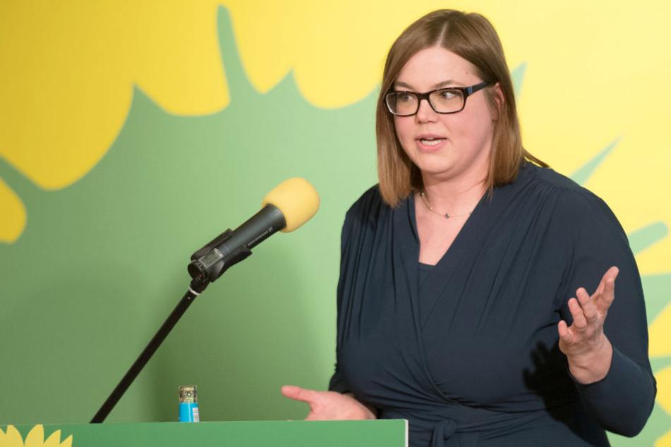 Hamburgs zweite Bürgermeisterin Katharina Fegebank ist Mutter von zwei Zwillingen geworden.