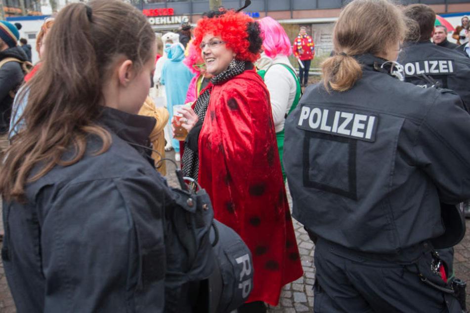 Wie hier in Mainz wird auch die Polizei im Kreis Paderborn verstärkt kontrollieren.