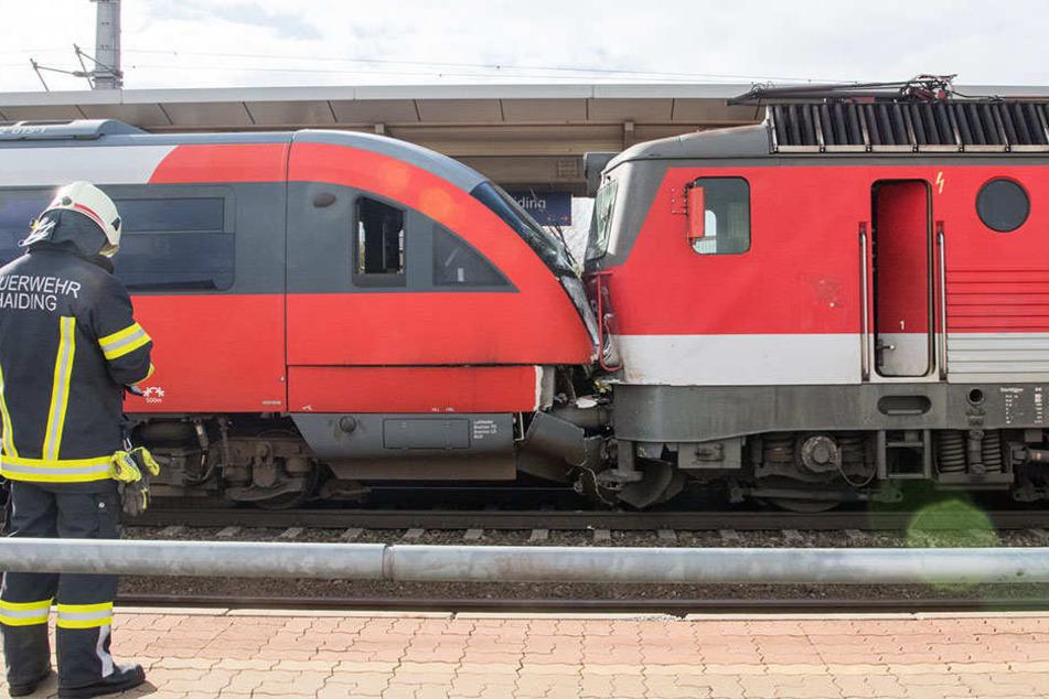 Führerloser Zug nach 20 Kilometer gestoppt