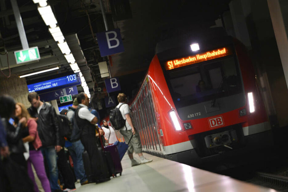 So unpünktlich waren die S-Bahnen 2019 im Rhein-Main-Gebiet