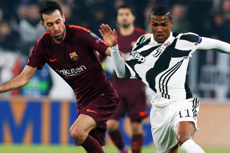 Rekordtransfer! Douglas Costa verlässt den FC Bayern endgültig