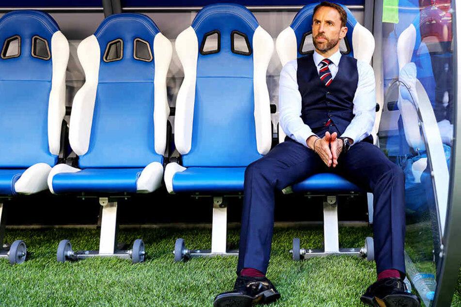 Englands Nationaltrainer fand auch keine Erklärung für den Anstoßtrick seiner Elf, der nach hinten losging.