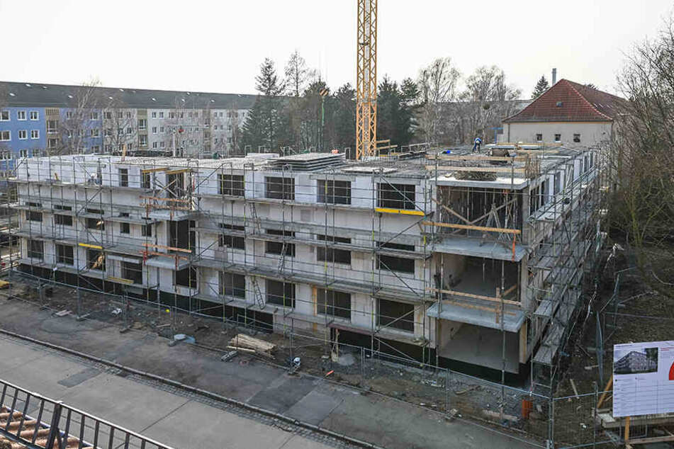In der Ulmenstraße ist derzeit noch eine Baustelle.