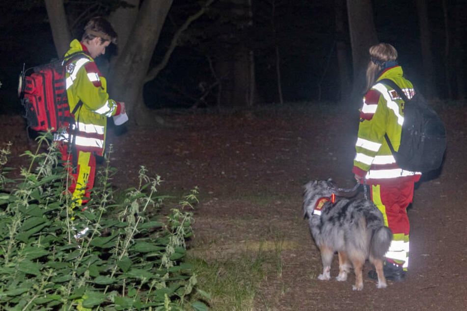 Polizei sucht stundenlang nach Kind (5) im Wald und erlebt Überraschung