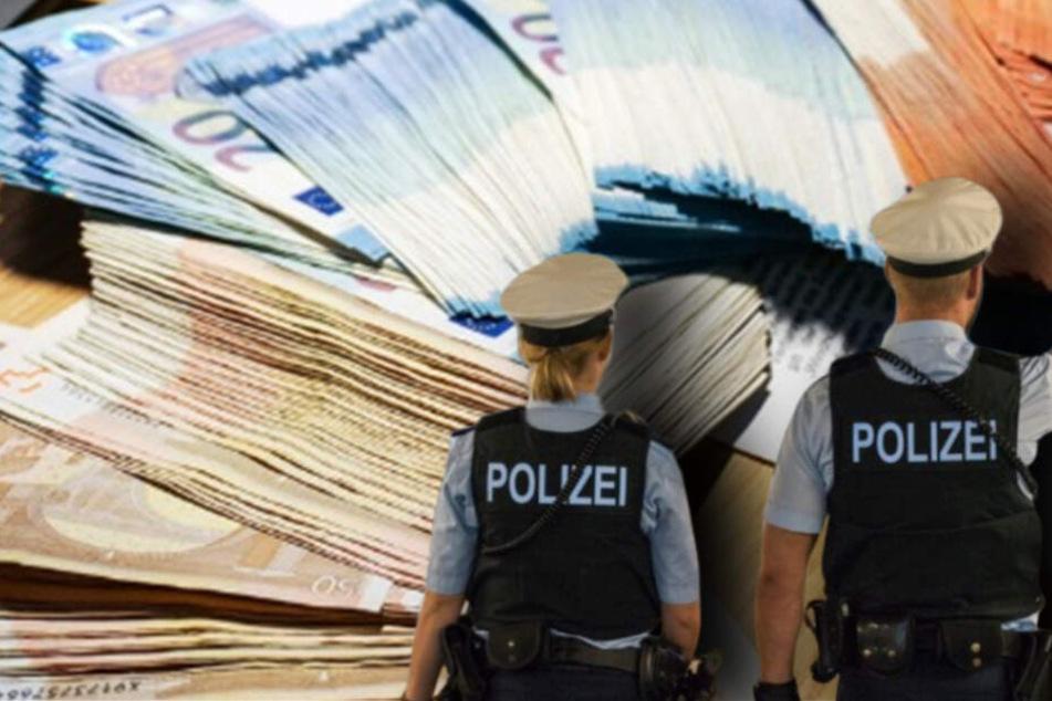 München: Über 8700 Euro! Ehrliche Finder geben in München Bargeld bei der Polizei ab