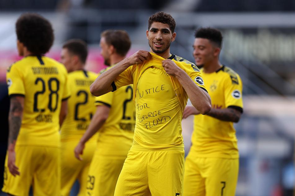 Den Bundesliga-Fans ist Achraf Hakimi (22) wohl noch aus seiner Zeit bei Borussia Dortmund ein Begriff.