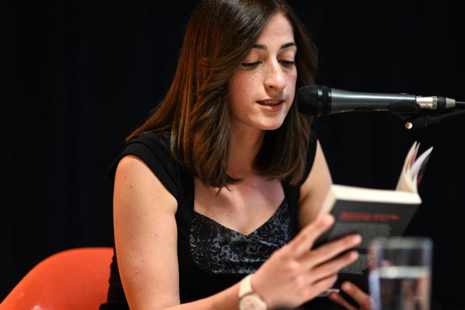 Die 35-jährige Journalistin wurde in Ulm geboren und liest am Mittwochabend in der Stadt an der Donau aus ihrem neuen Buch.