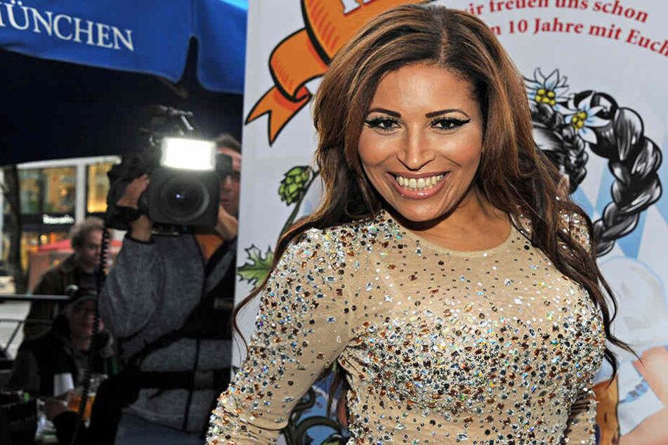 Nach ihren Operationen zeigt sich Patricia Blanco gerne sexy.
