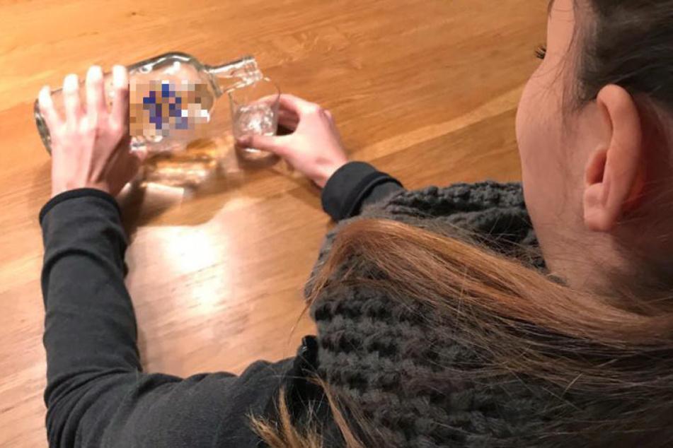 Immer häufiger bestellen sich Minderjährige Alkohol im Internet. (Symbolbild)