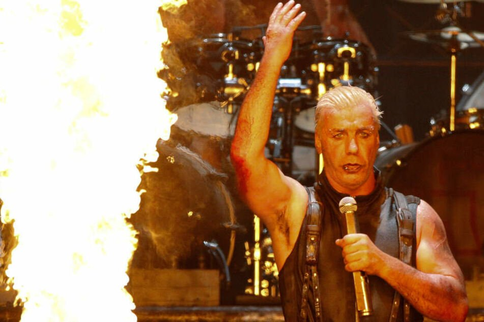 Rammstein beim Wacken Open Air Festival