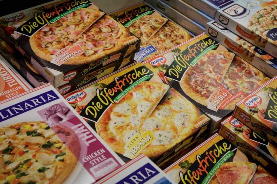 In Bayern hat ein Pizza-Dieb den Ladendetektiv gebissen.