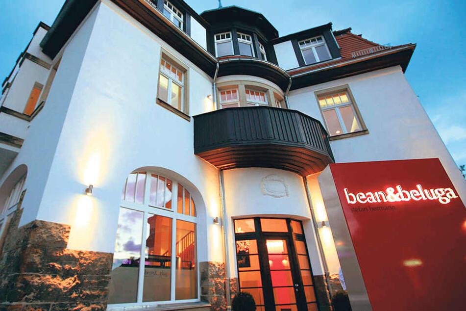Das Bean&Beluga - seit zehn  Jahren Feinschmecker-Institution in Dresden.