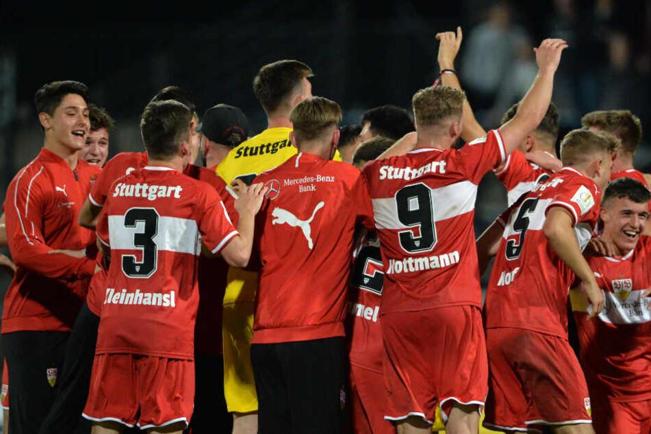 Die U19 des VfB gewann am 24. Mai 2019 den DFB-Pokal der Junioren nach einem 2:1-Sieg im Finale gegen RB Leipzig.