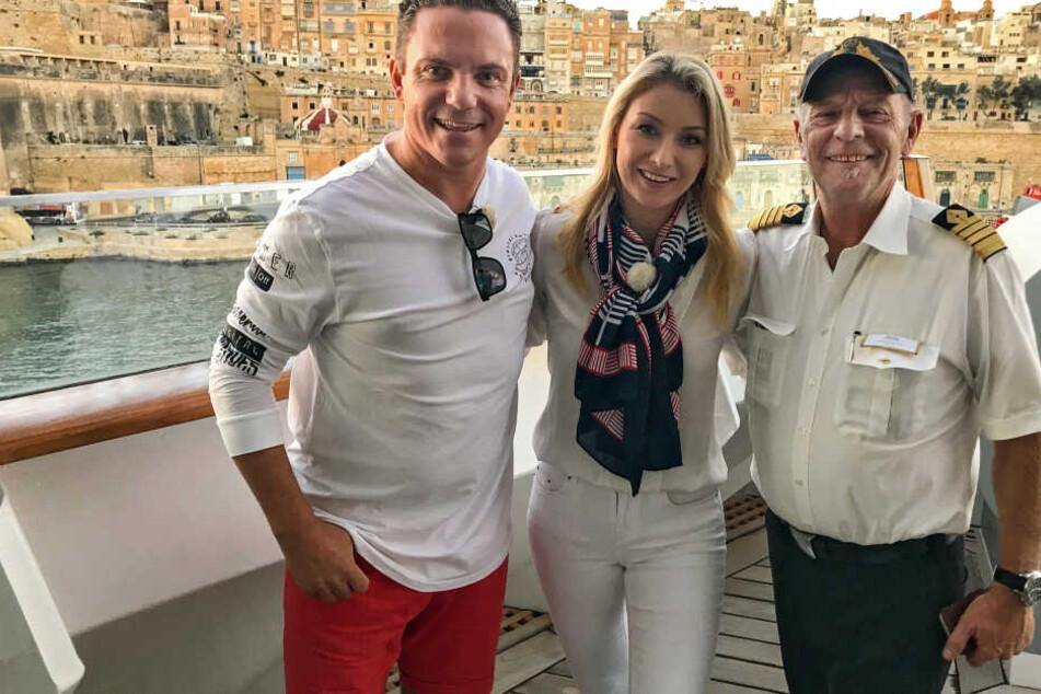 Stefan Mross und Anna-Catarina Woitschak sind in den Folgen 342-346 an Bord und vom 14. bis zum 20. November im Fernsehen zu sehen.