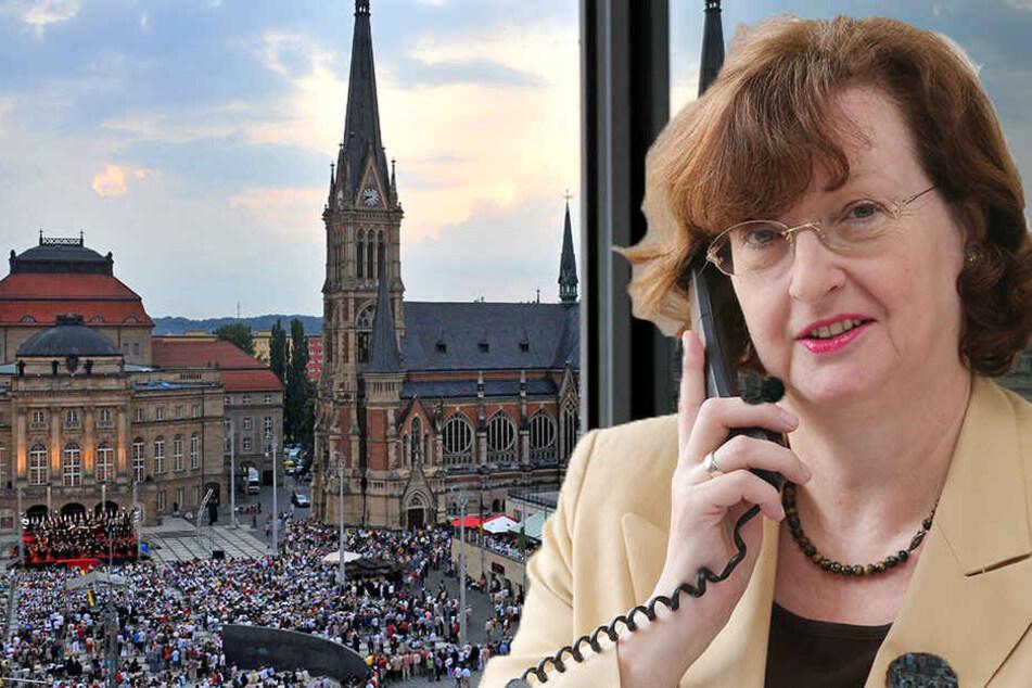 Bekommt Chemnitz Amtshilfe bei Kulturhauptstadt-Bewerbung?
