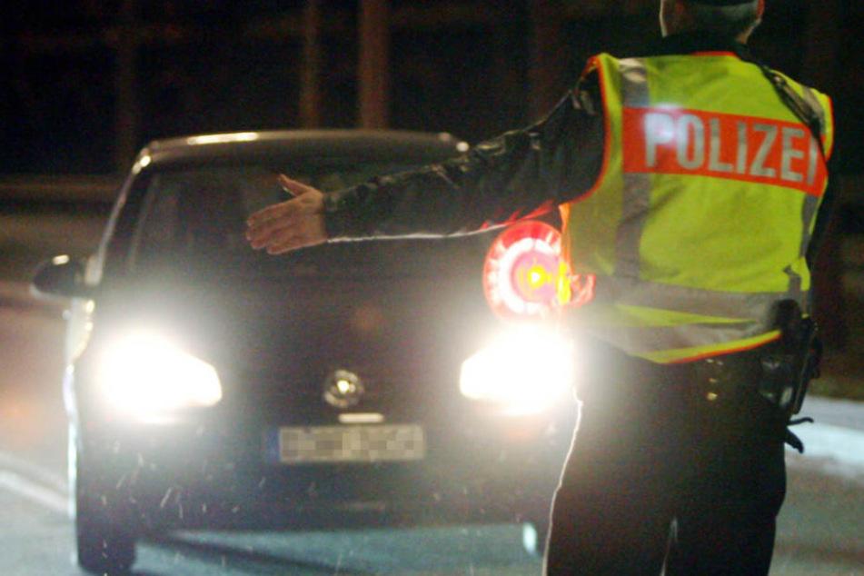 Suff-Fahrer schläft mit 1,9 Promille am Steuer ein