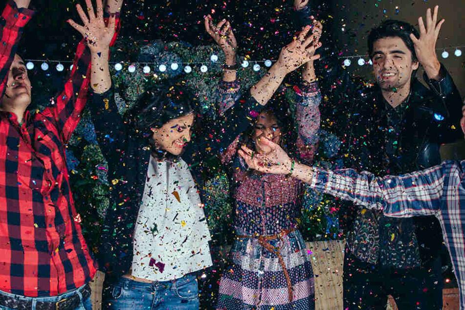 Schüler brechen in Turnhalle ein und feiern wilde Party