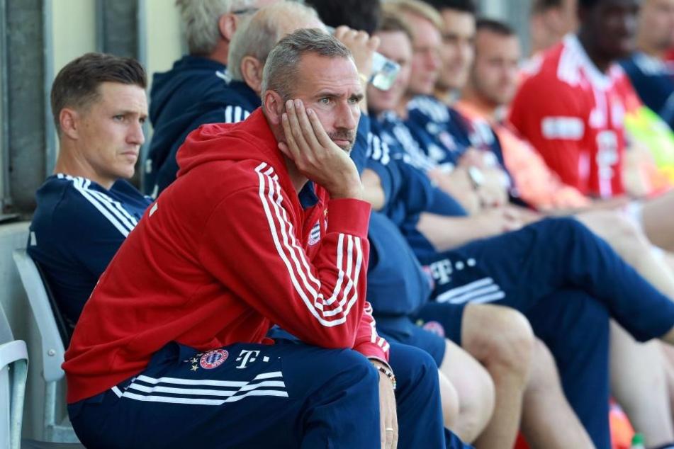 Der Vertrag von Tim Walter beim FC Bayern läuft aus.