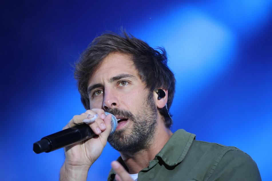 Sänger Max Giesinger (32) wird im Riverboat sein.
