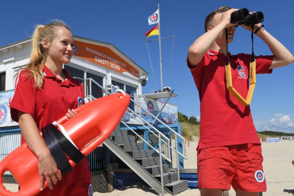 Ostsee-Urlaub: Rettungsschwimmer befürchten mehr Badeunfälle
