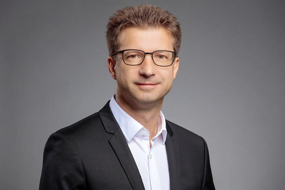 MDR Fernsehdirektor Wolf-Dieter Jacobi (54) verlässt den Sender überraschend.