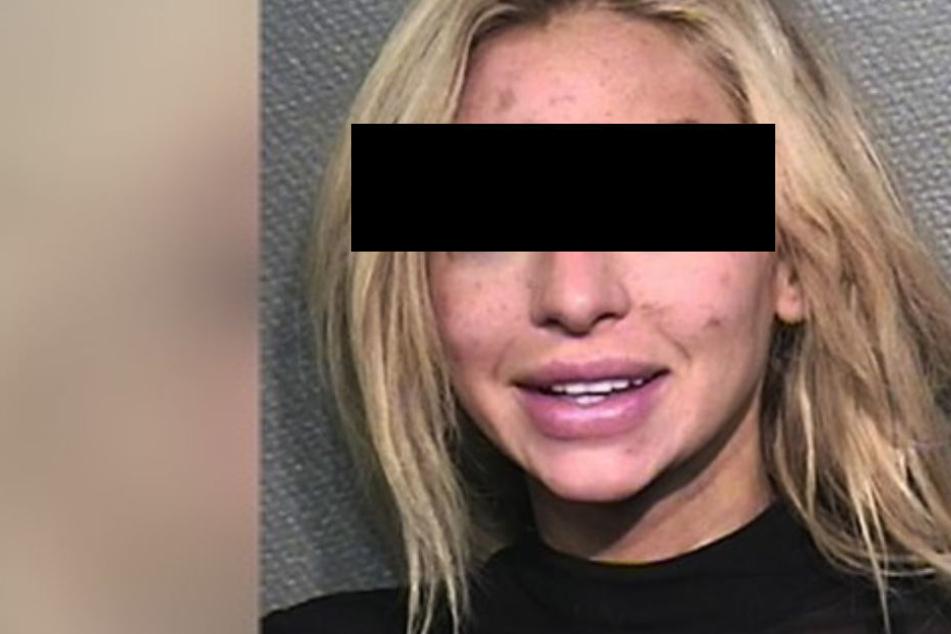 Zum Zeitpunkt der Festnahme von Lindy L. (29) wurde ihr angerichteter Schaden auf etwa 300.000 US-Dollar geschätzt