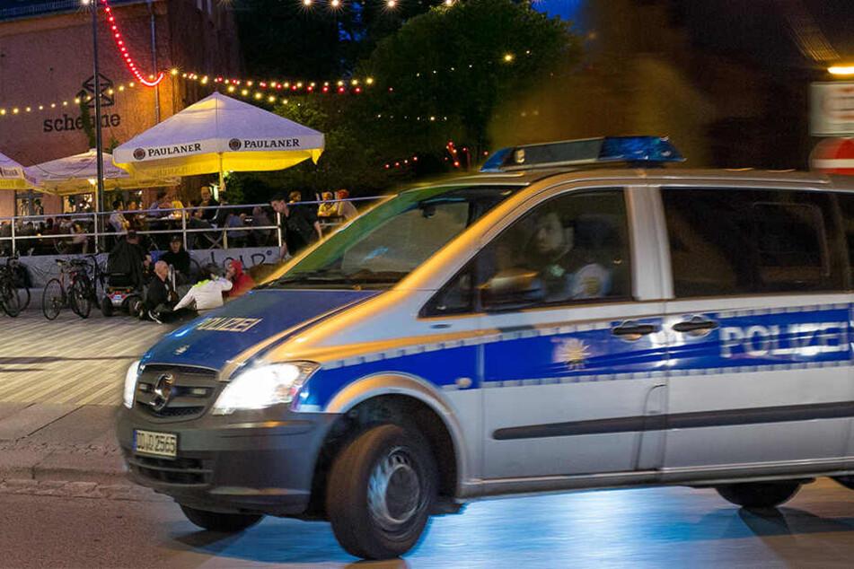 Versuchter Totschlag in Dresden: Anklage gegen Messerstecher vom Scheunen-Vorplatz erhoben