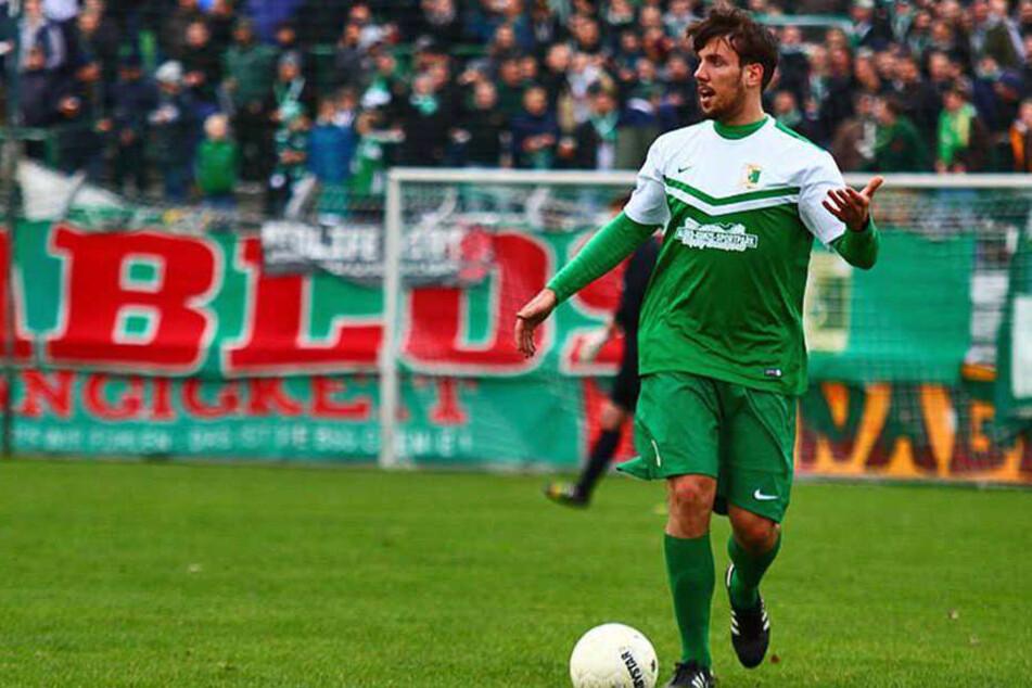 Fünf Jahre lang spielte Maxmilian Heyse (27) bei Chemie Leipzig, ging mit dem Verein durch dick und dünn.
