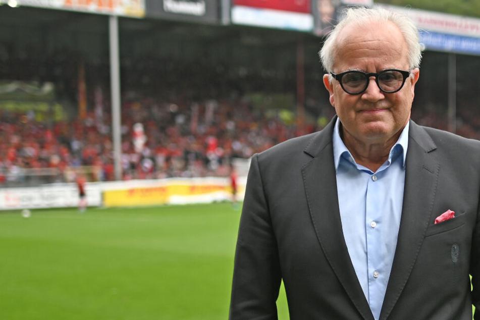 Fritz Keller ist Winzer - und wohl bald DFB-Präsident.
