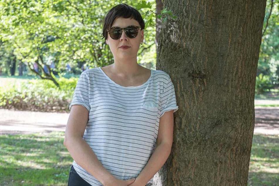"""Isabelle Krehan (27) ging die """"Bürgerwehr"""" zu weit."""